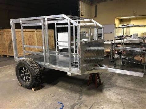 Off Road Trailer Build Plans